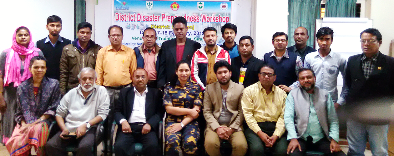 District Disaster Preparedness Workshop